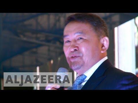 Mongolia: Khaltmaa Battulga wins election on nationalist platform