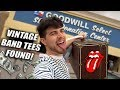 Trip to the Thrift #271 | 90s BAND TEES BABY!!
