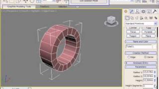 Элементы создания посуды в 3DS Max (24/32)