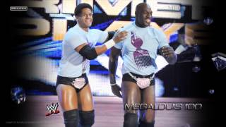 The Prime Time Players 6th WWE Theme Song -