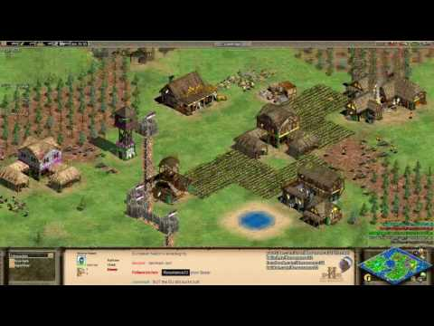 Aoe2 HD: 2k Rated Nomad (Strategy Tips & Gameplay)