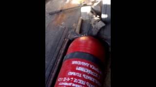 Установка ГБО Метан на ЛУАЗ 969 ч.1