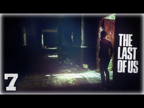 Смотреть прохождение игры The Last of Us. Серия 7 - Затопленное метро.