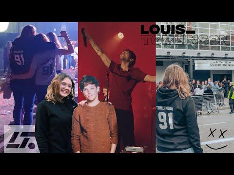 LOUIS TOMLINSON BARCELONA 2020 *poleciałam Sama*   Koncert Vlog