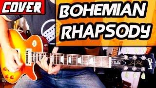 Queen - Bohemian Rhapsody (Guitar Solo Cover)