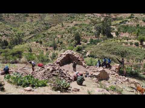 Archaeologists in Ethiopia uncover a forgotten city