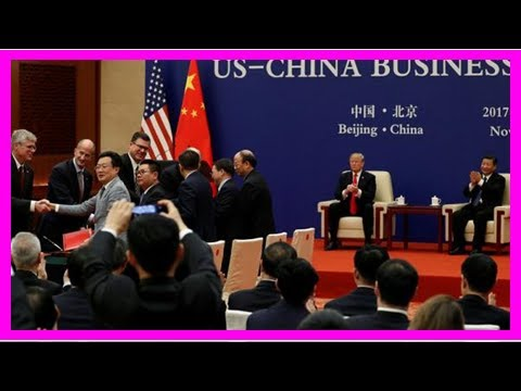 China airs 'strong dissatisfaction' over u.s. statement to wto: xinhua