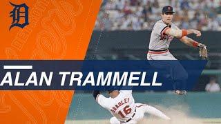 Alan Trammell Hall of Famer