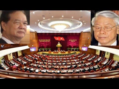 BCH Trung Ương họp khẩn đòi trừng trị Nguyễn Tấn Dũng và phế truất Nguyễn Phú Trọng