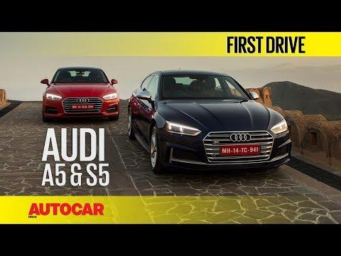 Audi A5 & S5 | First Drive | Autocar India