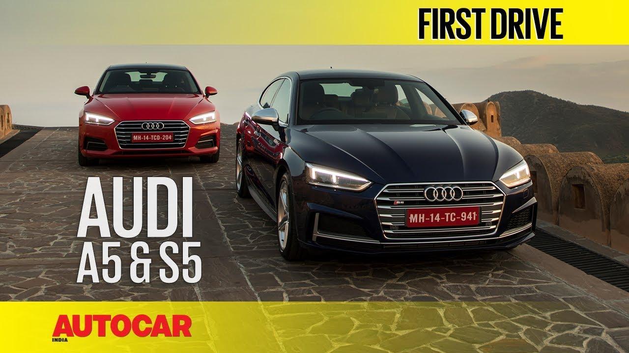 Audi A S First Drive Autocar India YouTube - Audi autocar