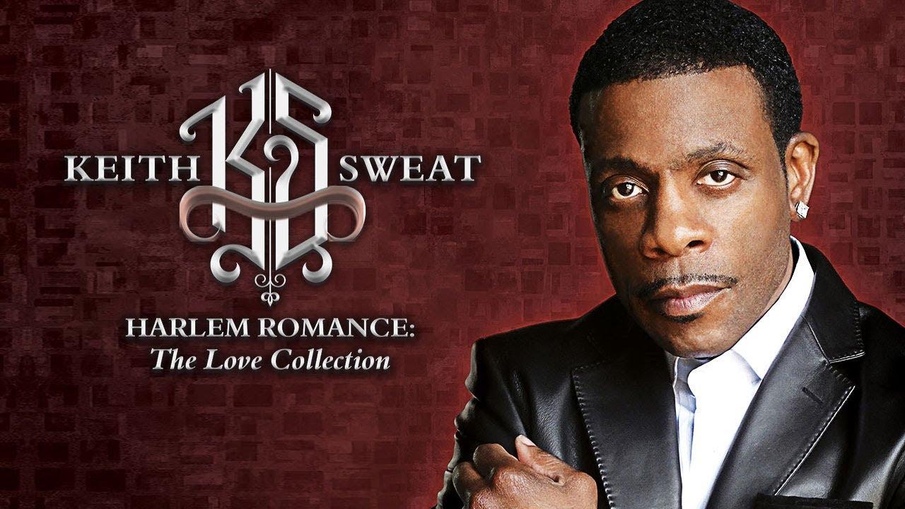 Keith Sweat — Harlem Romance (Full Album HD) (Keith Sweat Best Love Songs)