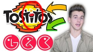 Hidden Messages In Famous Logos! thumbnail