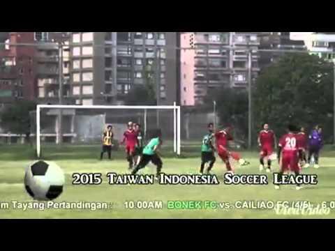 TAIWAN INDONESIA SOCCER LEAGUE