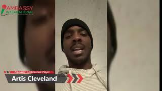 Artis Cleveland - Player Testimonial [Ambassy International]
