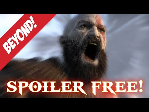 Our Spoiler-Free God of War Discussion - A Beyond Special