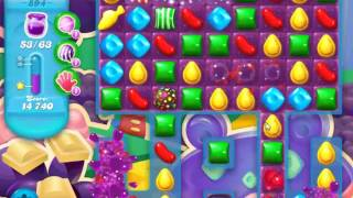 Candy Crush Soda Saga Level 894 - NO BOOSTERS