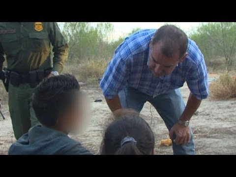 US Border Patrol Maxed Out at Double Capacity With Kids