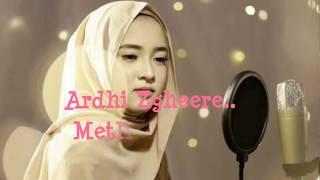 SEDIH! Lagu nissa sabyan untuk anak Palestina | lirik dan terjemahan