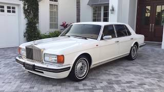 1996 Rolls-Royce Silver Spur Review and Test Drive by Bill - Auto Europa Naples
