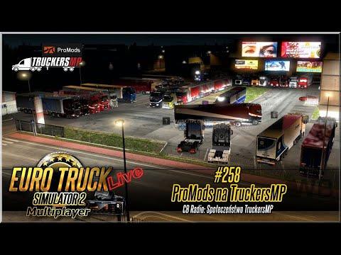 LIVE | Euro Truck Simulator 2 - #258