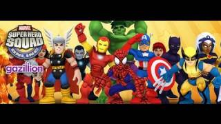Marvel Superhero Squad Online Review