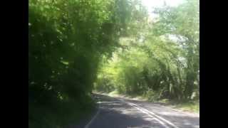 Drive past Highclere castle