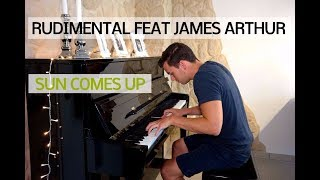 Rudimental - Sun Comes Up feat James Arthur - Piano Cover by Marc Bergen