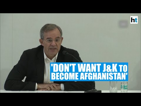 'Don't want Kashmir to become 2nd Afghanistan': EU MP Mariani post J&K visit