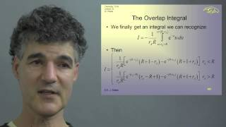 Chem 131A. Lec 23. Quantum Principles: LCAO-MO Approximation Applied to H2+
