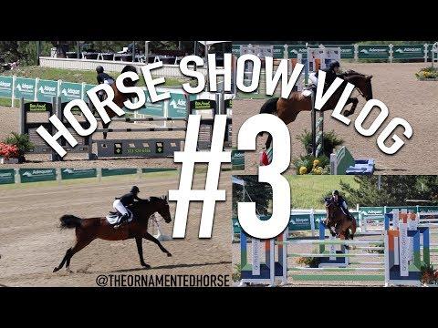 HORSE SHOW VLOG #3 // Colorado Horse Park