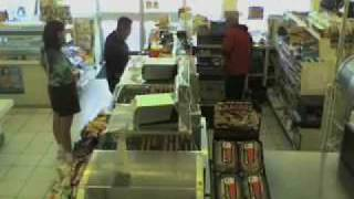Business Video Security - Monitoring Convenience Store