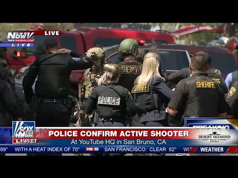 FNN: Full coverage of shooting at YouTube headquarters