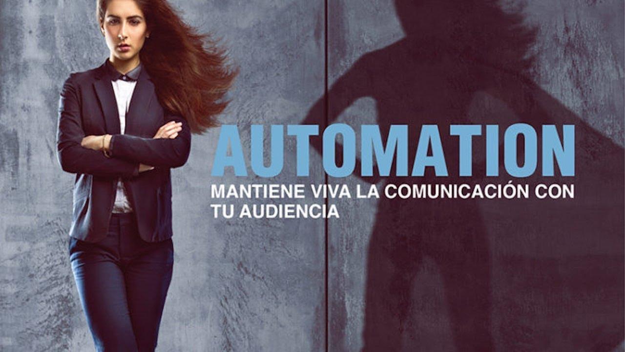#CapacitaciónemBlue: Automation ¿Cómo armamos nuestros flujos de acciones? -