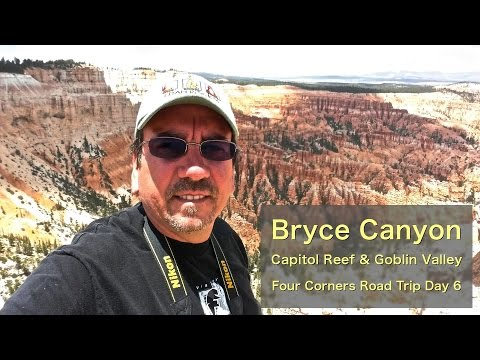 Bryce Canyon, Capitol Reef, and Goblin Valley (Four Corners Day 6) | Traveling Robert