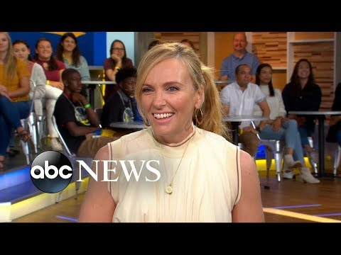Toni Collette dishes on new horror film 'Hereditary'