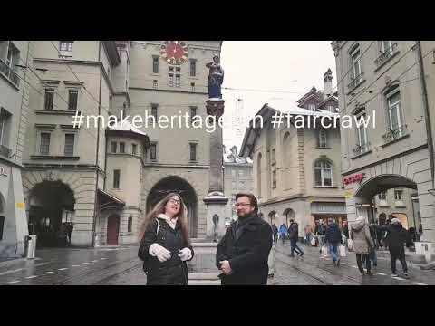Eleven medievel fountains in Bern, UNESCO World heritage site