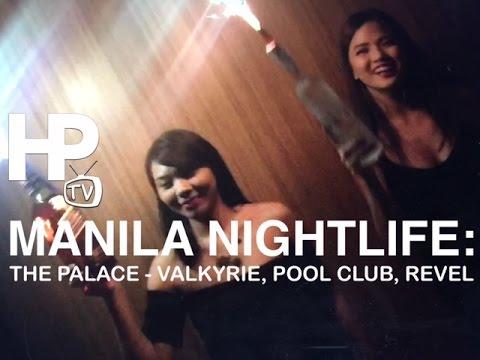 Manila Nightlife: The Palace - Valkyrie, Palace Pool Club, Revel Nightclub by HourPhilippines.com