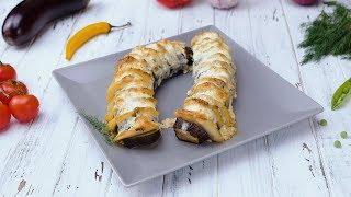 Как запечь баклажаны с картофелем - Рецепты от Со Вкусом