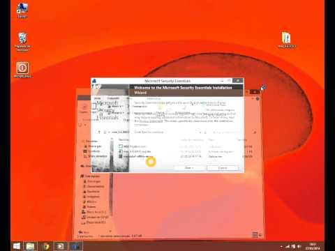 Descargar y instalar microsoft security essentials windows 8.1