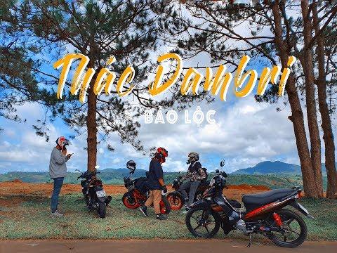 Lần đầu chiêm ngưỡng thác Dambri - Bảo Lộc   Travel   Road Trip  