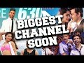 TOP 50 Most Popular T-Series Bollywood Songs - Soon to be the Biggest Channel in the World