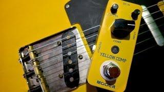 Mooer - Yellow Comp - IN DEPTH Demo