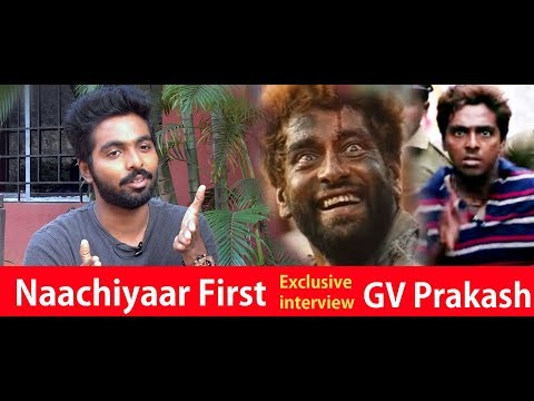 GV prakash interview