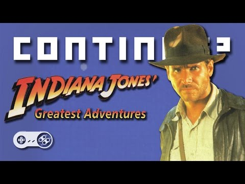 Indiana Jones' Greatest Adventures (SNES) - Continue?