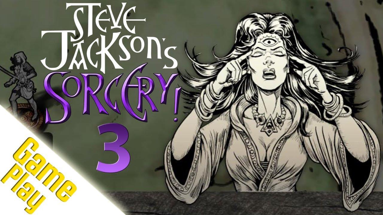 Steve Jacksons Sorcery 3: The Seven Serpents
