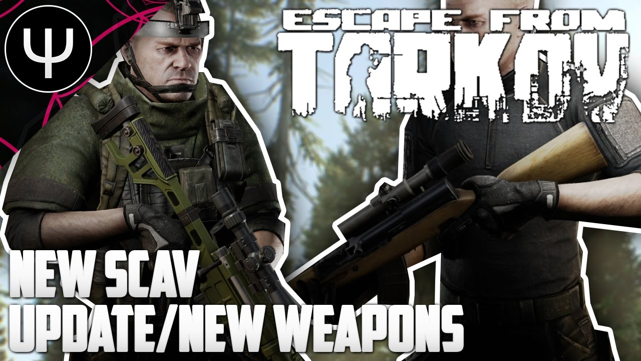 escape from tarkov next update