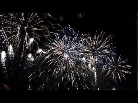 Fireworks Show - Mayor's Thames Festival 2012