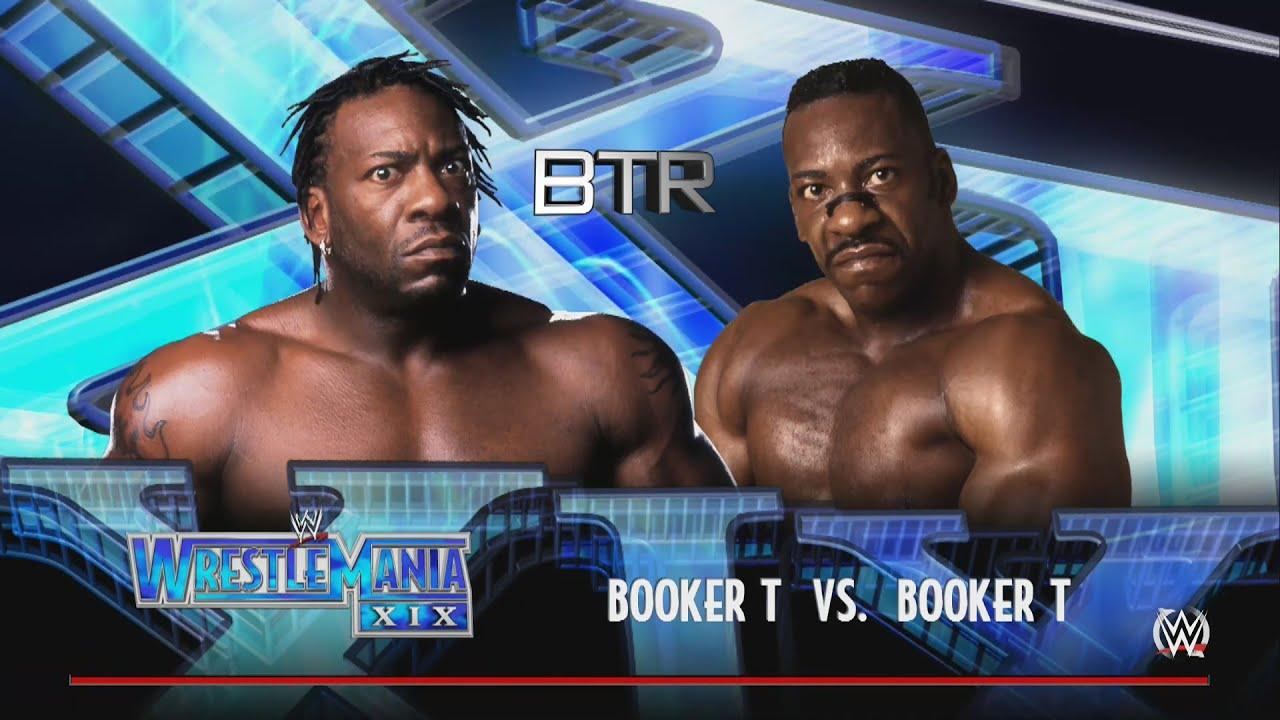 Wwe Booker T Quotes: WWE 2k16 Mirror Match Booker T Vs 1996 Harlem Heat Booker