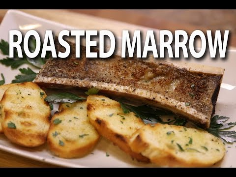 Bone Marrow Recipe | New Years Appetizer - BIG MEAT SUNDAY